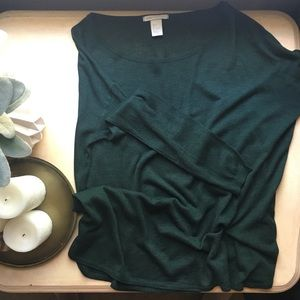 H and M Basic Light Sweater